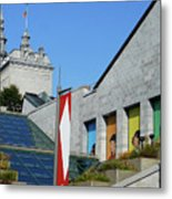 Quebec City 53 Metal Print