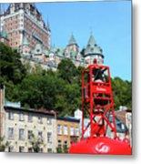 Quebec City 57 Metal Print
