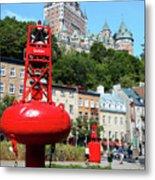 Quebec City 58 Metal Print