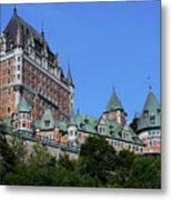Quebec City 59 Metal Print
