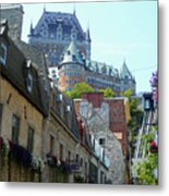 Quebec City 61 Metal Print