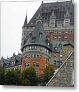 Quebec City 66 Metal Print