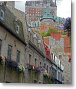 Quebec City 67 Metal Print