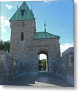 Quebec City 73 Metal Print