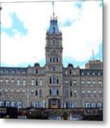 Quebec City 78 Metal Print