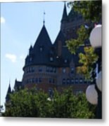 Quebec City Metal Print