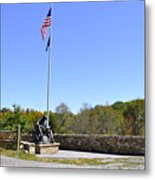Quecreek Mine Rescue Memorial Metal Print