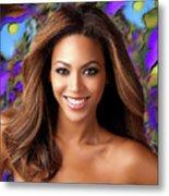 Queen Beyonce Metal Print