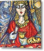 Queen Esther Metal Print
