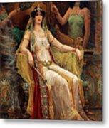 Queen Of Sheba Metal Print