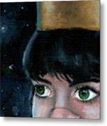 Queen Of Space Metal Print