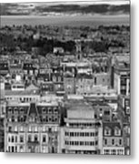 Queen Street To The Forth Metal Print