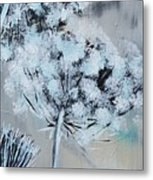 Queen's Lace 2 Metal Print