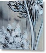 Queen's Lace 1 Metal Print by Holly Donohoe