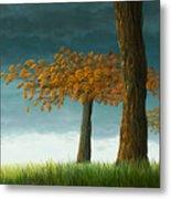Quercus Corymbion Metal Print