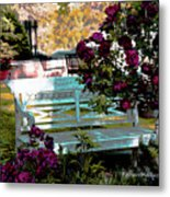 Quiet And At Peace Metal Print