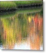 Quiet Inspiration Metal Print