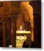 Quiet Prayers Metal Print