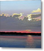 Quiet Reflection II Metal Print