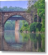 Quiet River Metal Print by Bill Cannon