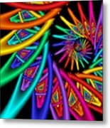 Quite In Different Colors -4- Metal Print