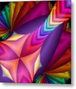Quite In Different Colours -15- Metal Print