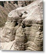 Qumran: Dead Seal Scrolls Metal Print