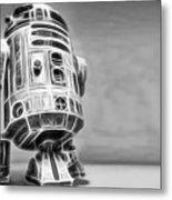 R2 Feeling Lonely Metal Print