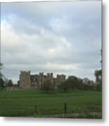 Raby Castle Metal Print