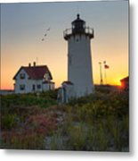 Race Point Lighthouse 2015 Metal Print
