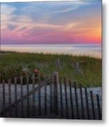 Race Point Sunset Cape Cod 2015 Metal Print