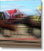 Racetrack Dreams  Metal Print