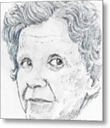 Rachel Carson Metal Print