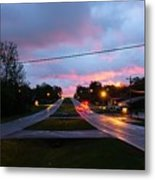 Radcliff Kentucky Morning Metal Print