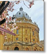 Radcliffe Camera Bodleian Library Oxford  Metal Print
