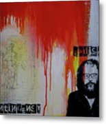 Radical Contingency Metal Print