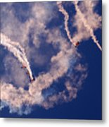 Raf Falcons Metal Print