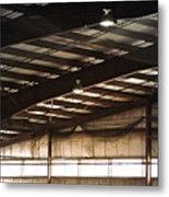 Rafters Metal Print