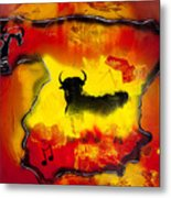 Raices - My Roots Metal Print
