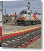 Rail Runner Train Albuquerque Nm Sc02985 Metal Print