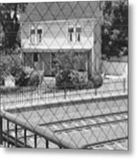 The Myers House Metal Print