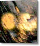 Rain 1 Metal Print