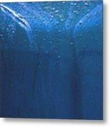 Rain 2 Metal Print