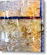 Rain 6876 Metal Print