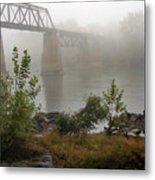Rain N Fog Metal Print