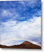 Rainbow Canyon Metal Print