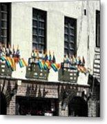 Rainbow History Metal Print