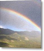 Rainbow - Id 16217-152042-2683 Metal Print