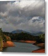 Rainbow In North Carolina Metal Print