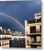 Rainbow Metal Print by Milan Mirkovic